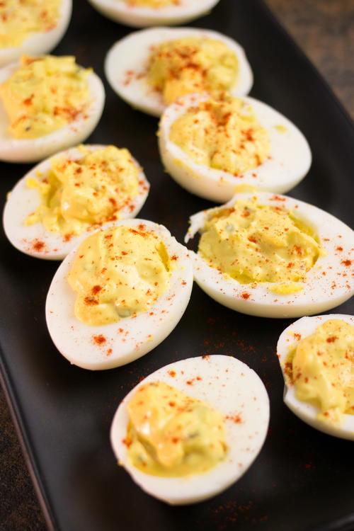 Deviled Eggs Thanksgiving  11 Easy Thanksgiving Appetizers