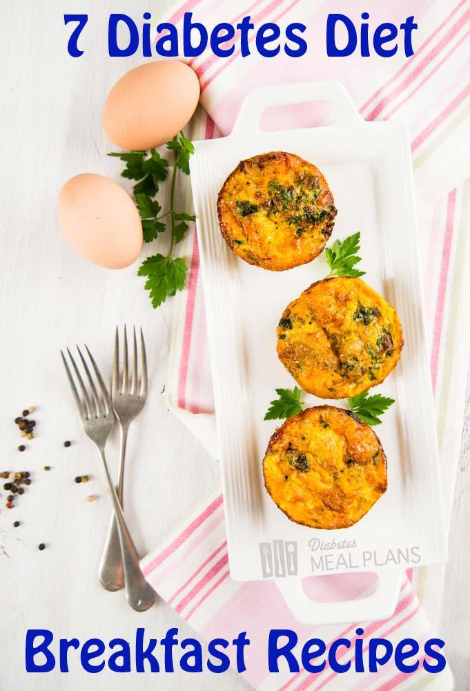 Diabetes Recipes Breakfast  7 Diabetes Diet Breakfast Recipes