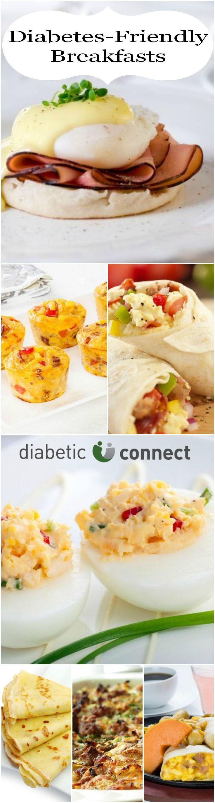 Diabetes Recipes Breakfast  Diabetic breakfast ideas
