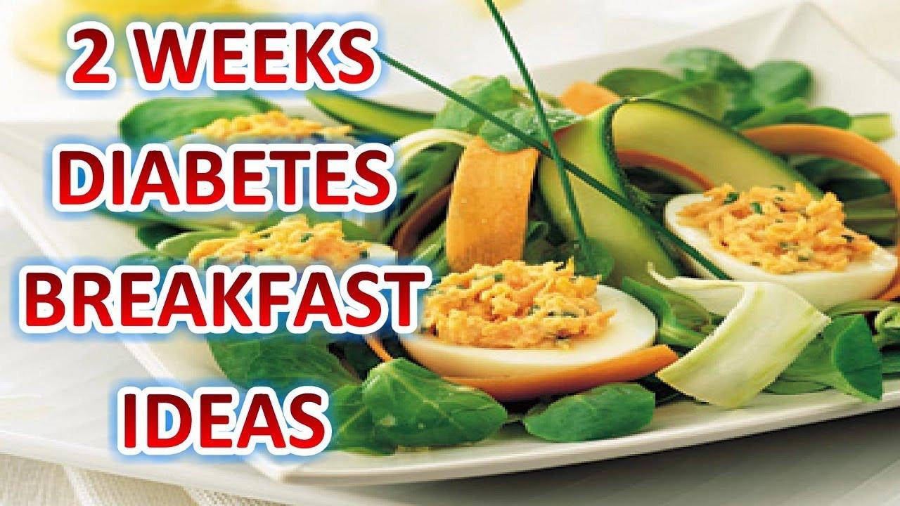 Diabetes Recipes Breakfast  2 Week Diabetic Friendly Indian Breakfast Ideas