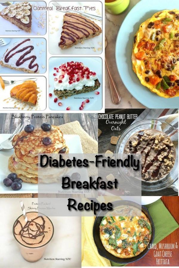 Diabetes Recipes Breakfast  National Diabetes Month RD Recipe Roundup Nutrition