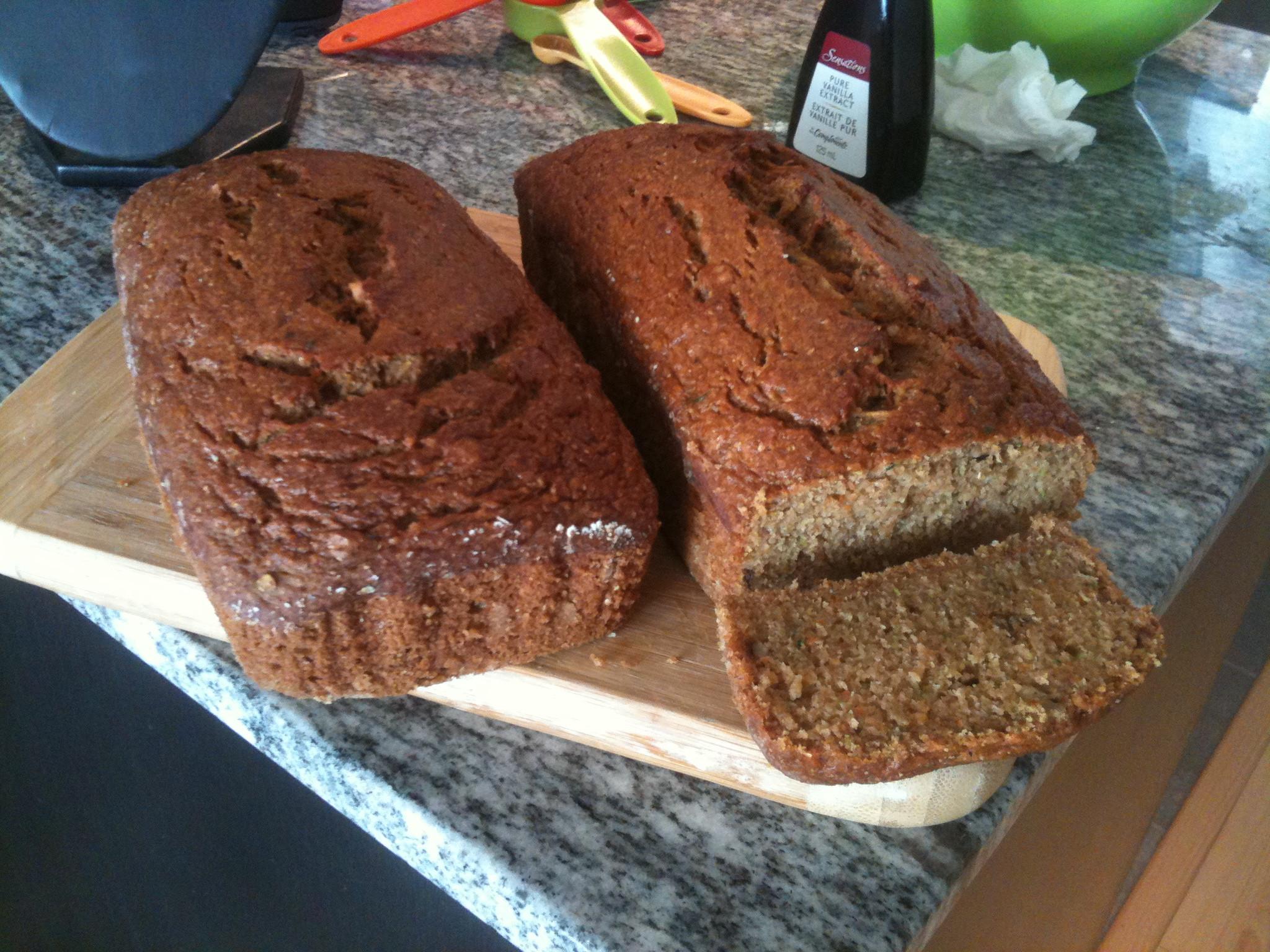 Diabetic Bread Recipes  Zucchini Bread – Diabetic friendly recipe