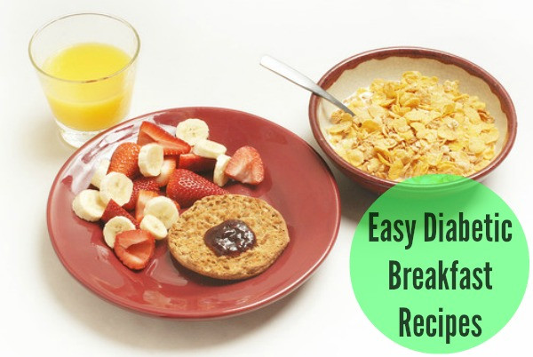 Diabetic Breakfast Recipes  High Blood Sugar Symptoms