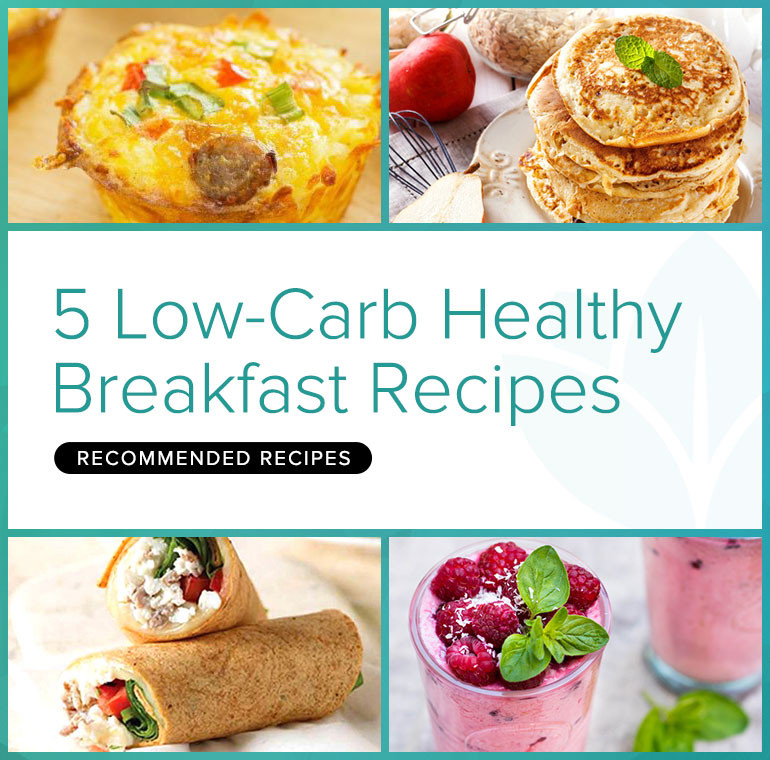 Diabetic Breakfast Recipes Low Carb  5 Low Carb Healthy Breakfast Recipes BetterHealthKare