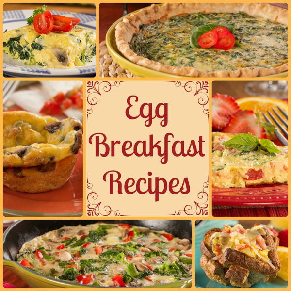 Diabetic Breakfast Recipes  The Best Diabetes Breakfast Recipes 10 Egg Breakfast