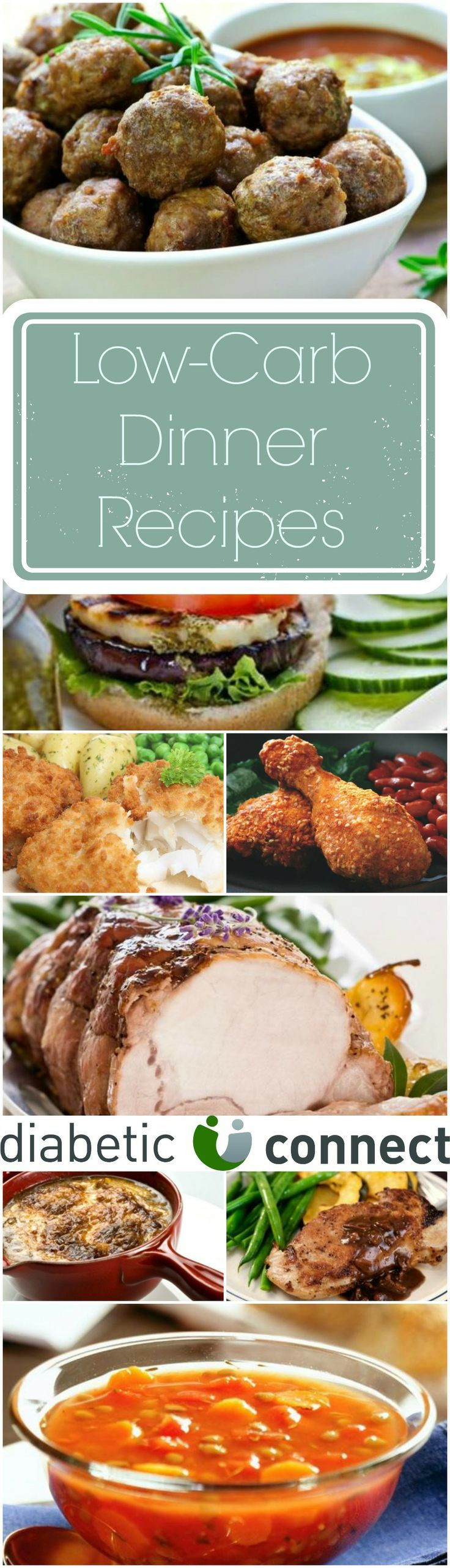 Diabetic Dinner Ideas  A healthy dinner doesn t have to be difficult With a