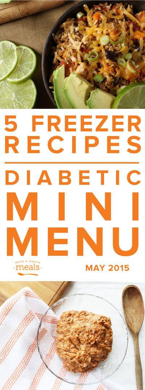 Diabetic Dinner Ideas  Best 25 Diabetic menu ideas on Pinterest