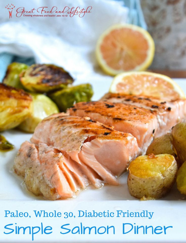 Diabetic Dinner Recipes  1000 images about Diabetic Meal Plans on Pinterest