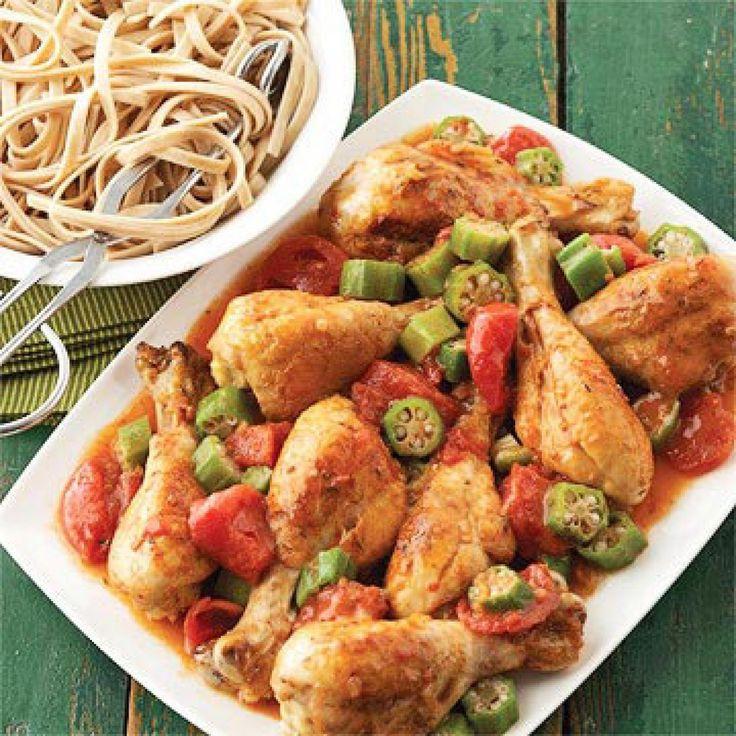 Diabetic Dinner Recipes  Easy Diabetic Recipes 6 Ingre nt Meals