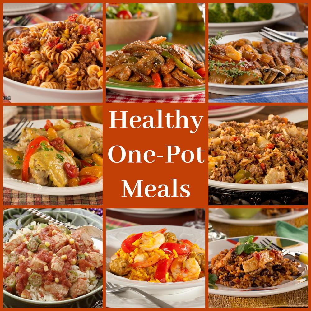 Diabetic Dinner Recipes  Healthy e Pot Meals 6 Easy Diabetic Dinner Recipes