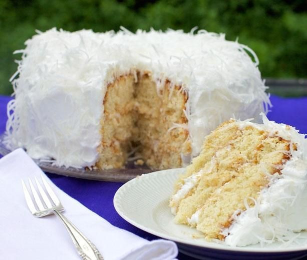 Diabetic Friendly Desserts  Diabetic Friendly Coconut Layer Cake Diabetic Club Diet