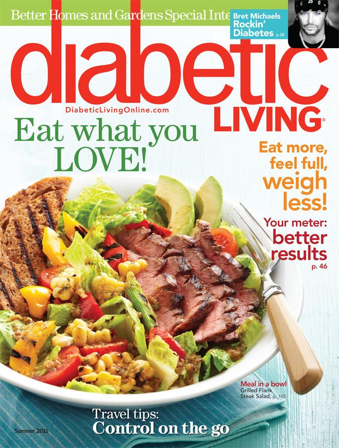 Diabetic Living Recipes  FREE Diabetic Living Magazine