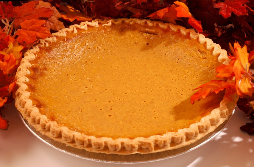 Diabetic Pumpkin Pie  Give Thanks with This List of 10 Popular Foods to Eat on