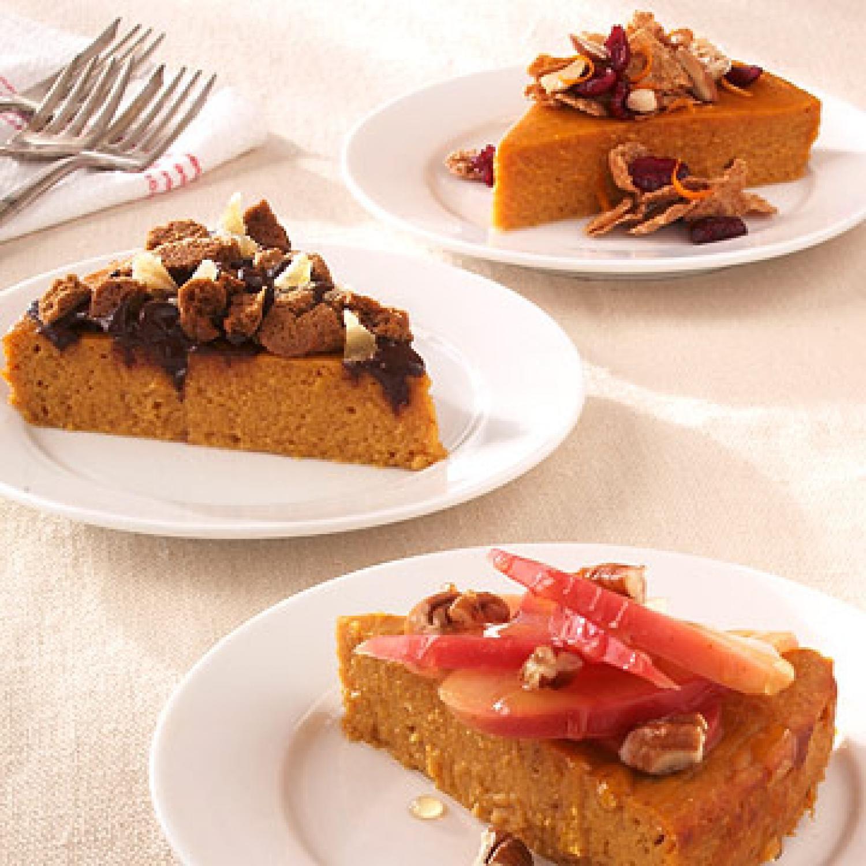 Diabetic Pumpkin Pie  Diabetic Pumpkin Dessert Recipes