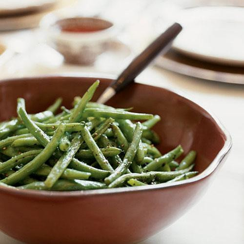 Diabetic Side Dishes  Oven Roasted Green Beans Diabetic Side Dishes