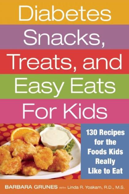 Diabetic Snack Recipes  Diabetes Snacks Treats and Easy Eats for Kids 130