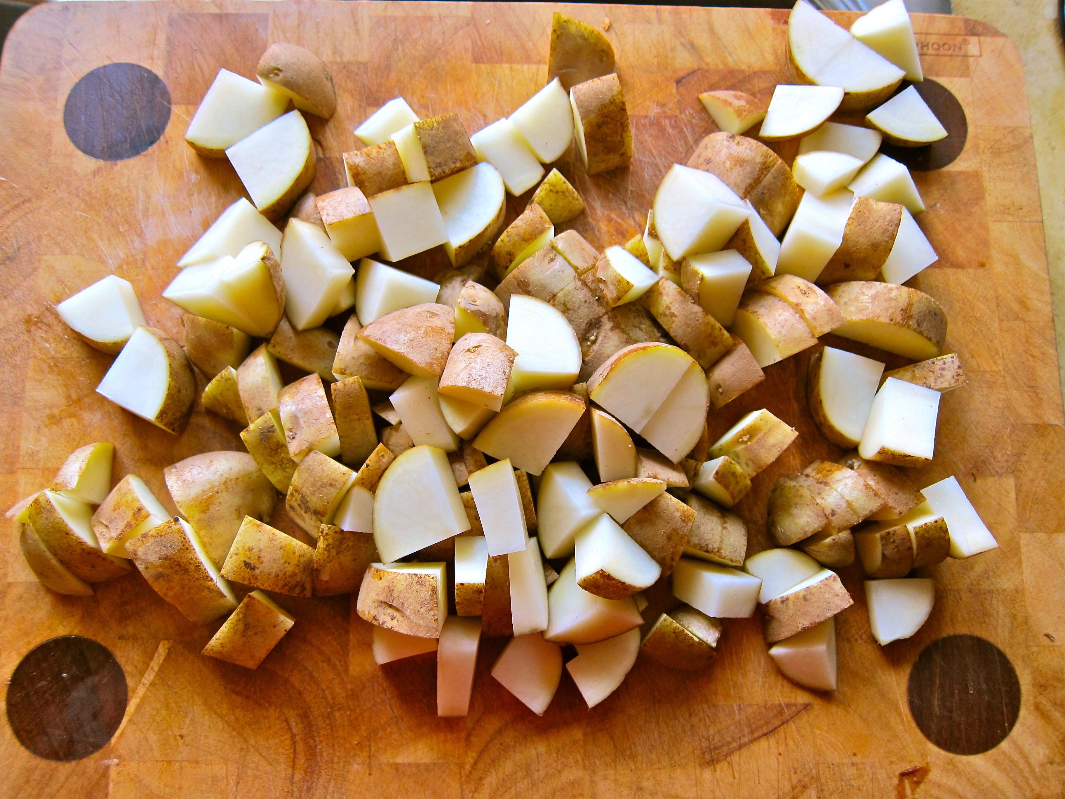 Diced Breakfast Potatoes  Breakfast Potatoes