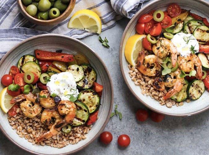 Diet Dinner Recipes  30 Minute Mediterranean Diet Recipes for Dinner PureWow