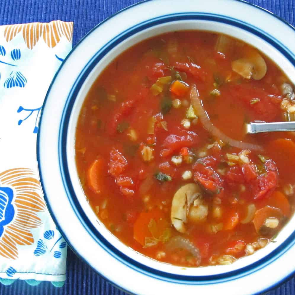Difference Between Soup And Stew  What is the Difference Between Pearl and Hulled Barley