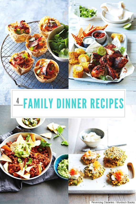 Different Dinner Ideas  Dinner Recipes The Whole Family Will Love