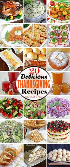 Different Dinner Ideas  1000 images about Thanksgiving on Pinterest