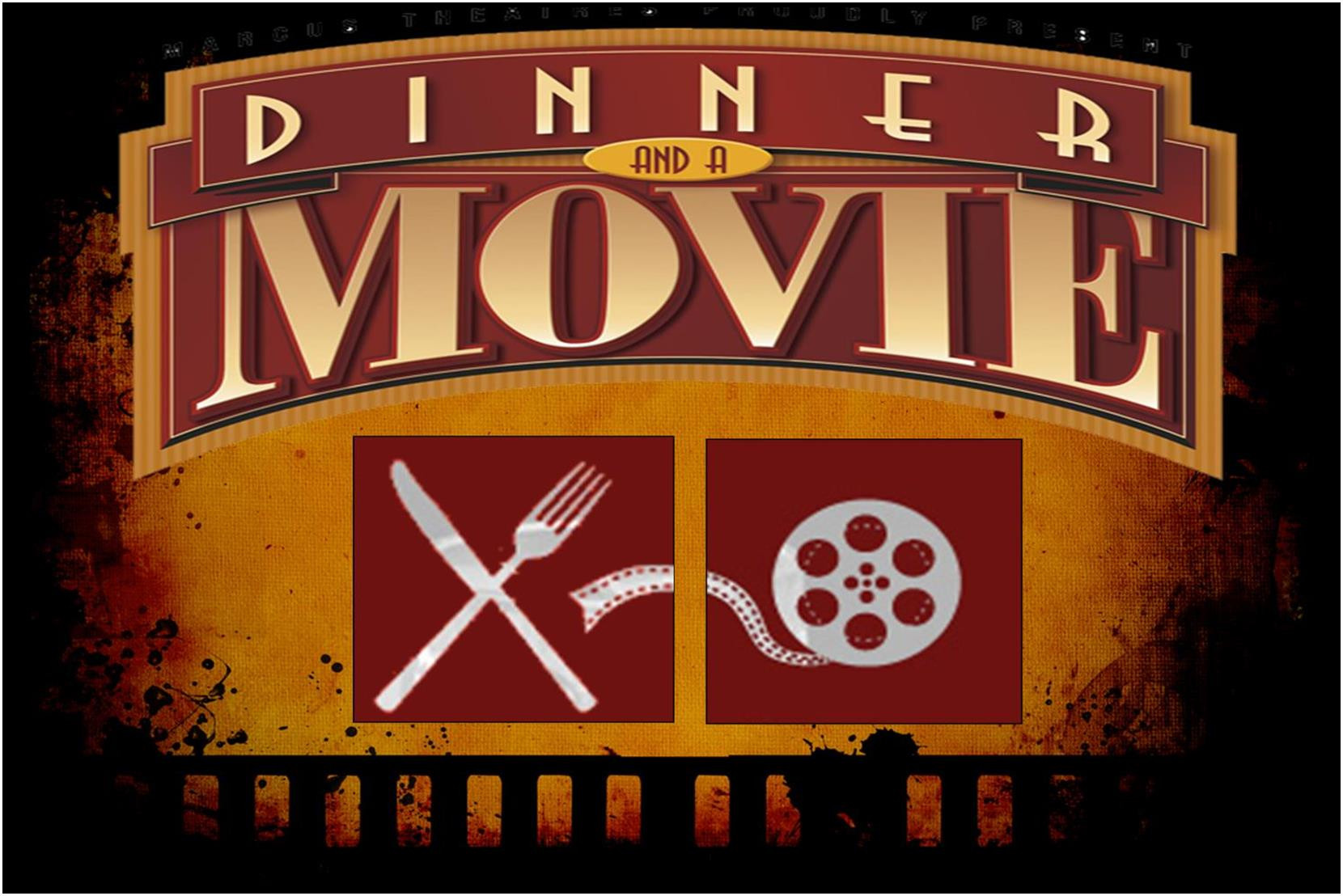 Dinner And A Movie  WIN Dinner & a Movie from KLAZ