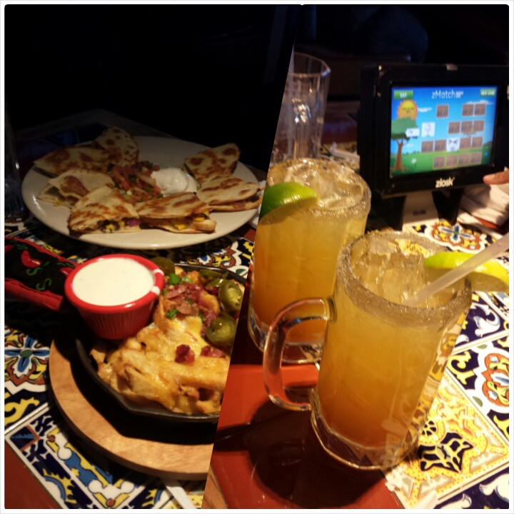 Dinner And Drinks  Drinks and Dinner for two $35 Chili's