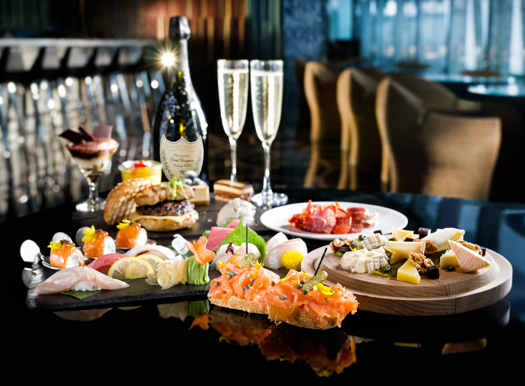 Dinner And Drinks  Hong Kong s Best Free Flowing Brunches