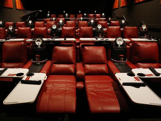 Dinner And Movie Theater  Theaters take dinner and a movie concept upscale