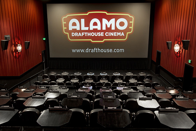 Dinner And Movie Theater  The Five Best Theaters For Dinner And A Movie – Forbes