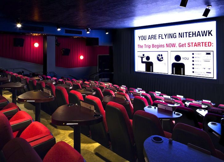 Dinner And Movie Theater  Dinner & Movie Theater Business ideas