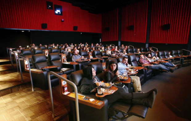 Dinner And Movie Theater  Roadhouse rules for dinner and a movie Families