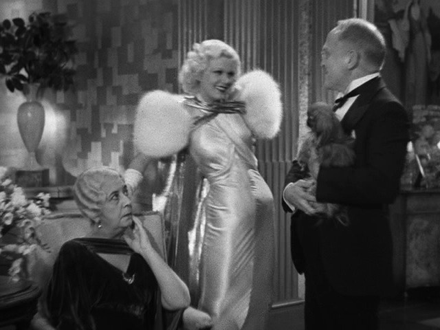 Dinner At Eight  The Style Essentials Jean Harlow Draped in Deco Decadence