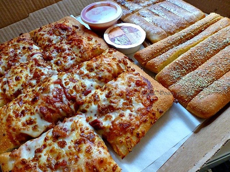 Dinner Box Pizza Hut  The Pizza Hut Dinner Box Deal