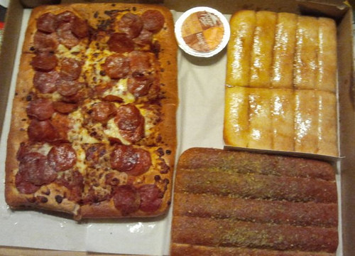 Dinner Box Pizza Hut  Dave s Cupboard Review Pizza Hut Dinner Box & Pizza Hut