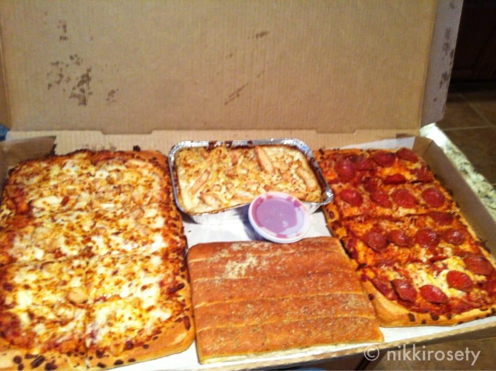 Dinner Box Pizza Hut  Big Dinner Box with pasta $20 Yelp
