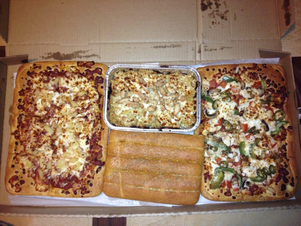 Dinner Box Pizza Hut  Our Big Dinner Box Yelp