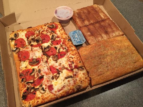 Dinner Box Pizza Hut  $10 Dinner Box Great deal Picture of Pizza Hut