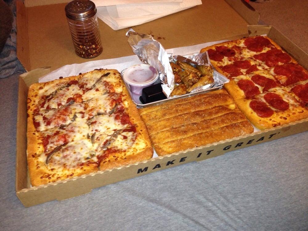 Dinner Box Pizza Hut  $20 big dinner box Yelp