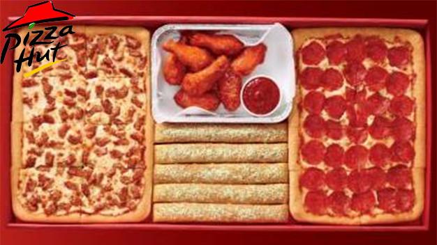 Dinner Box Pizza Hut  Get My PERKS Enjoy $10 for $5 at Pizza Hut