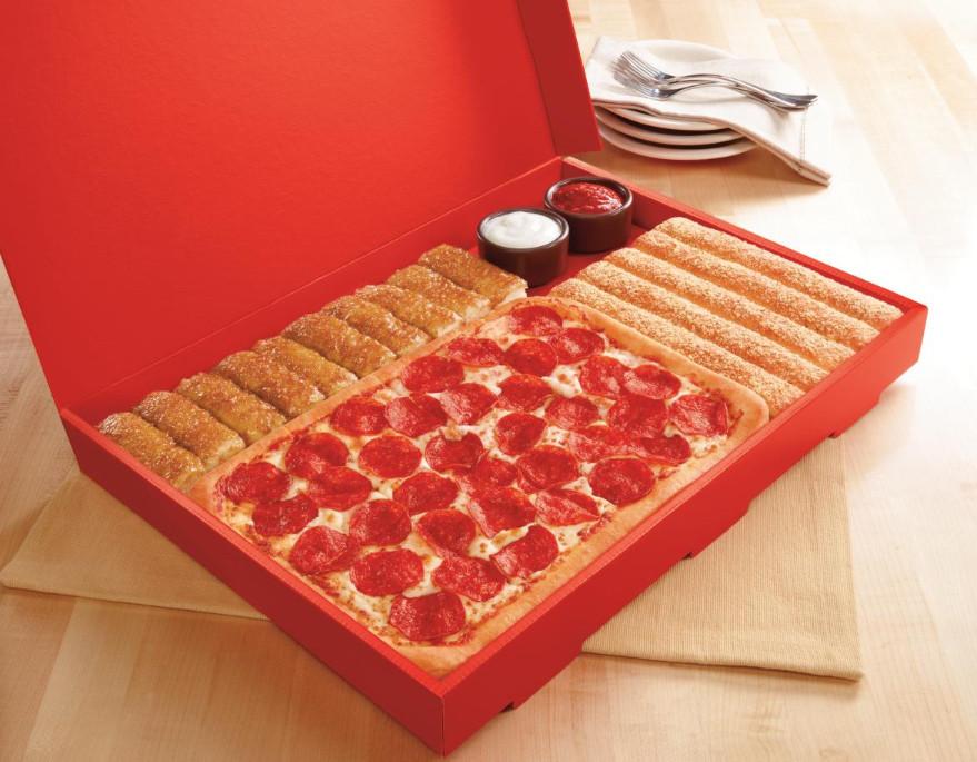 Dinner Box Pizza Hut  News Pizza Hut $8 99 Dinner Box Deal
