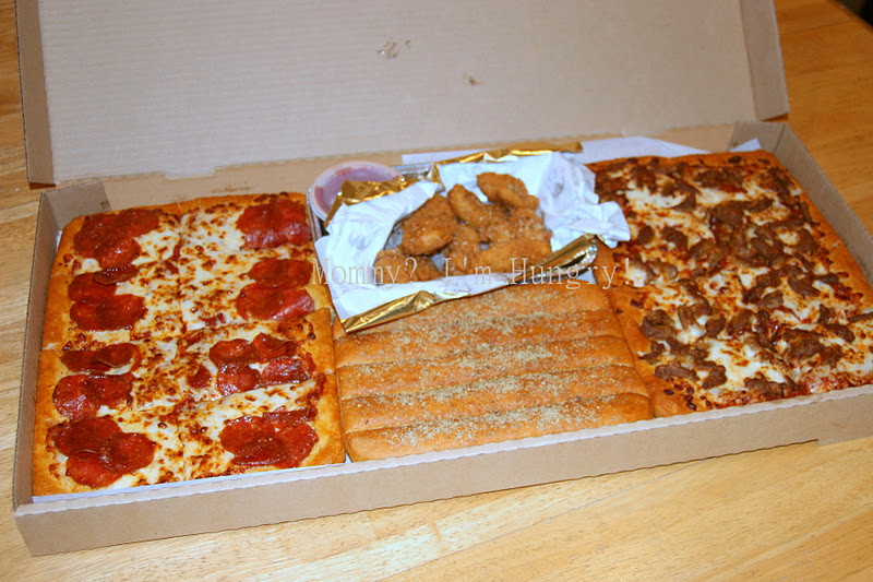 Dinner Box Pizza Hut  MIH Product Reviews & Giveaways The Big Dinner Box from