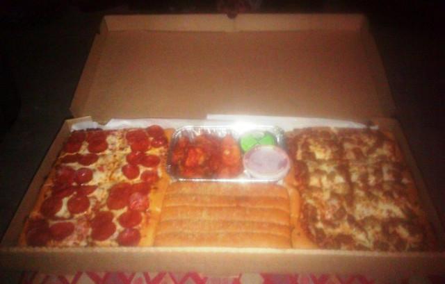 Dinner Box Pizza Hut  Pizza Hut nationwide The Big Dinner Box