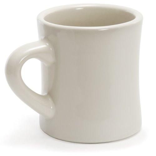Dinner Coffee Mugs  10 Ounce Ceramic Cup Diner Coffee Mug