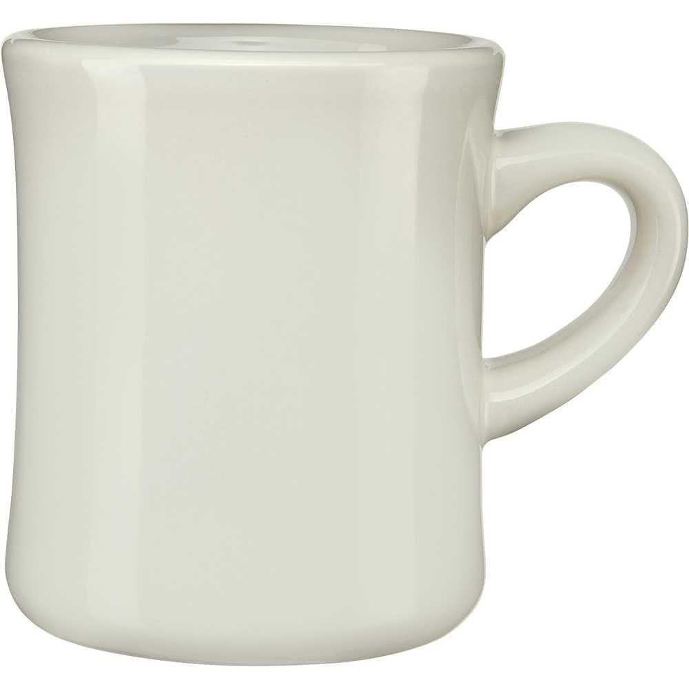 Dinner Coffee Mugs  CuppaJo Diner Mug 12 Oz Custom Ceramic Mugs