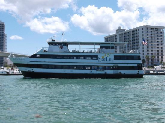 Dinner Cruise Tampa  Starlight Cruises Tampa