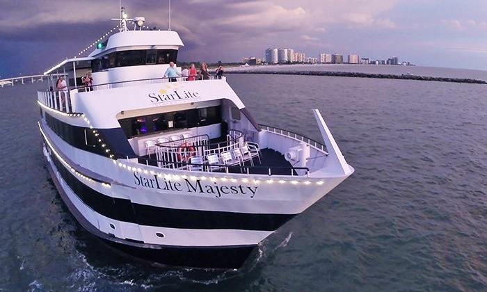 Dinner Cruise Tampa  f StarLite Cruises Clearwater FL