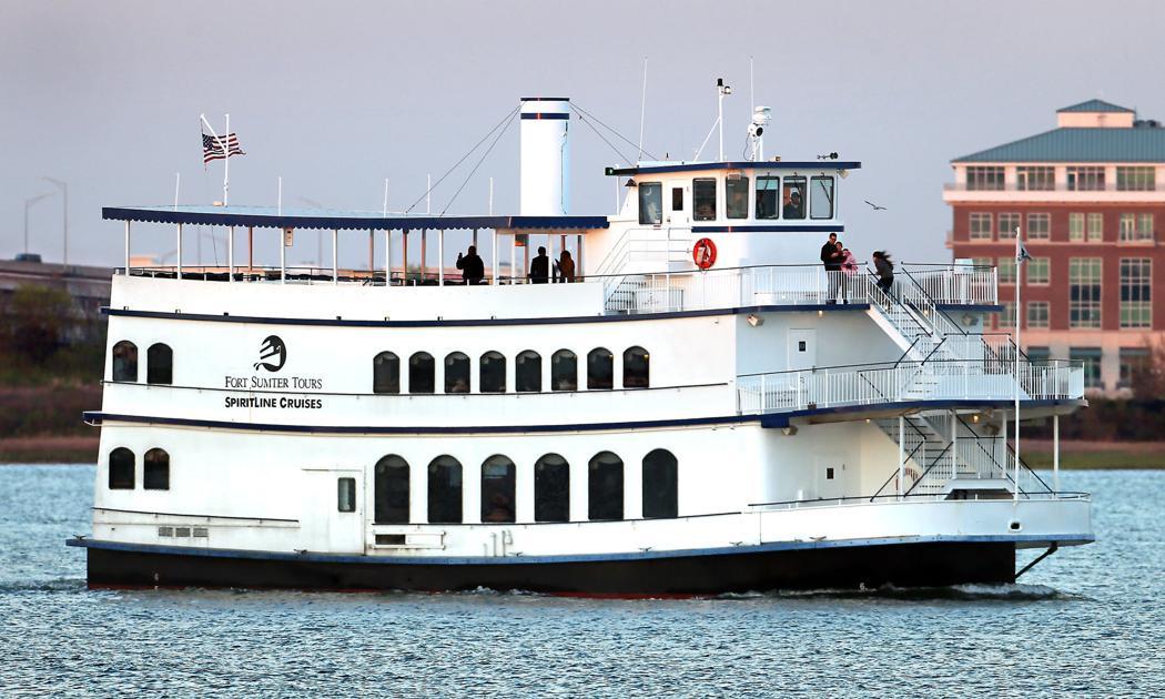 Dinner Cruises Charleston  The Spirit of Carolina Charleston Harbor