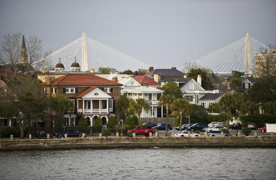Dinner Cruises Charleston  Romantic Dinner Cruise around Charleston Harbor Picture