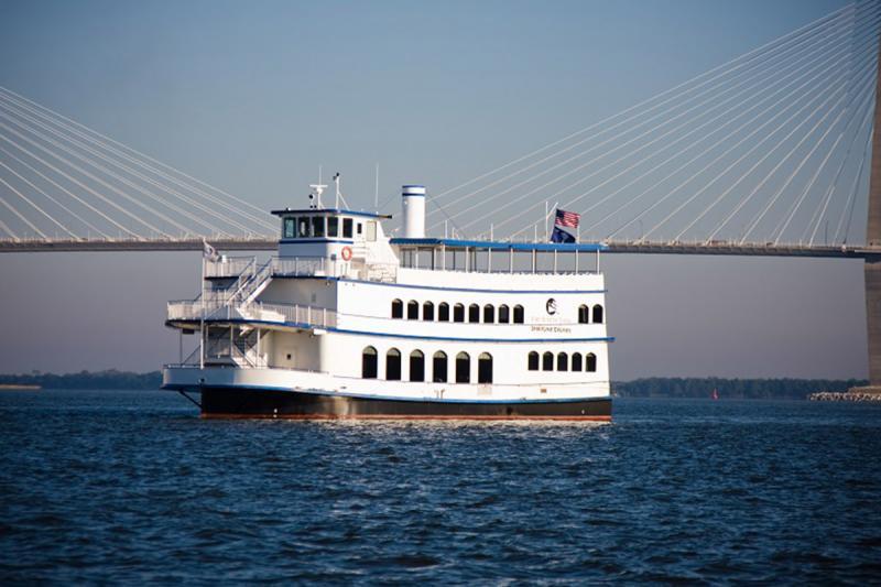 Dinner Cruises Charleston  Visiting Charleston SC